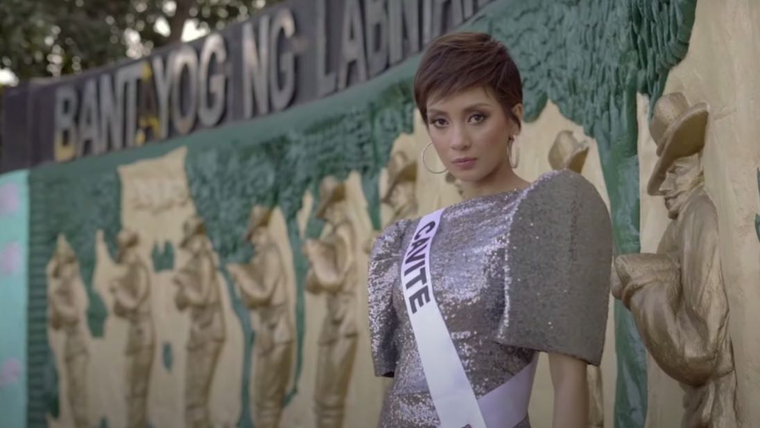 A fearless, Caviteño bi queen might be our future Miss Universe