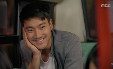 Siwon Choi is the reason I fall for second leads