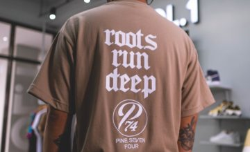 This is Pine74, the brand that started Baguio's streetwear scene