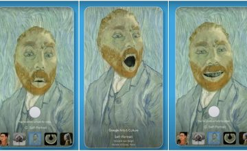 This filter will transform you into Van Gogh (and more)