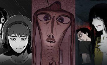 7 horror webtoons for you and your sleep paralysis demon