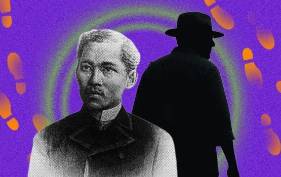 This short story gives us the Jose Rizal/Sherlock Holmes fic of our dreams