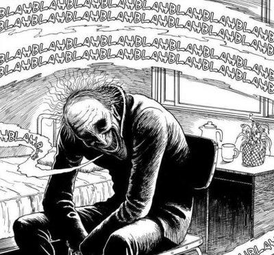 junji ito - library of illusions