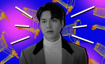 Add to cart: Lee Min Ho is the new face of Lazada