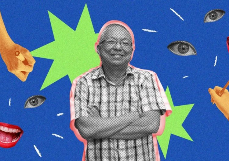 Ricky Lee: Non-writers can also be storytellers