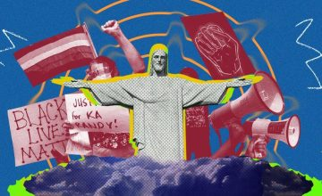 Jesus would've stood up for queer rights—so when will you?