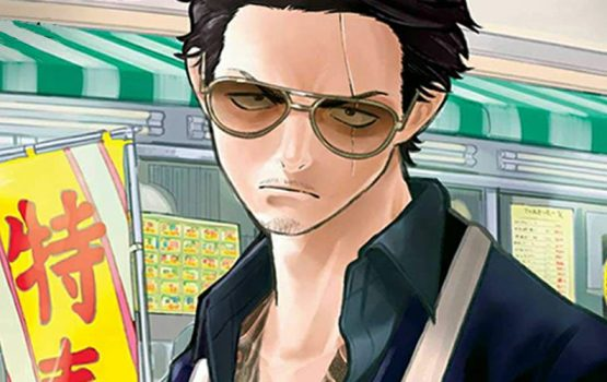 In this anime, an ex-yakuza proves gender roles are B.S.
