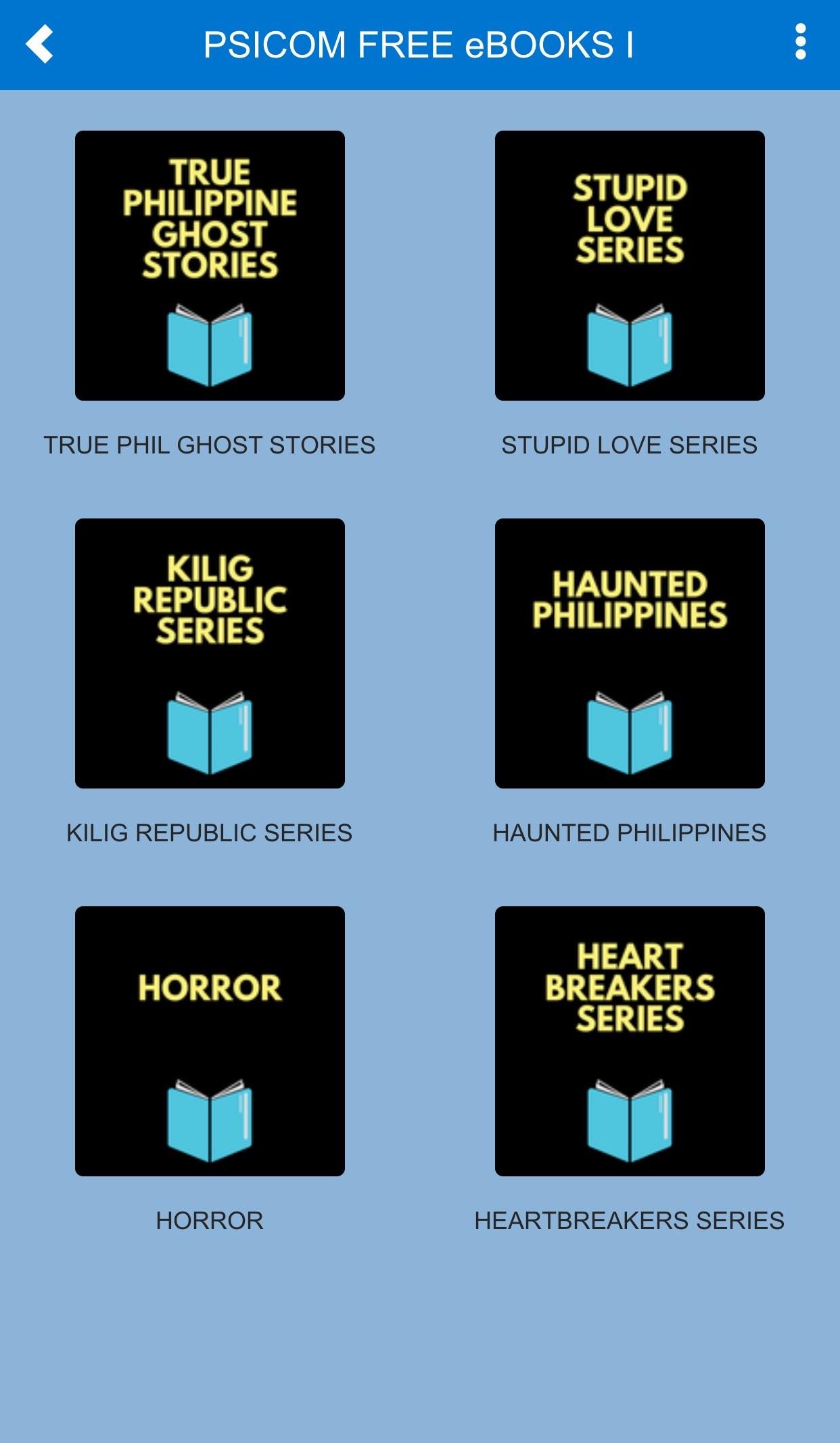 true philippine ghost stories read online 1