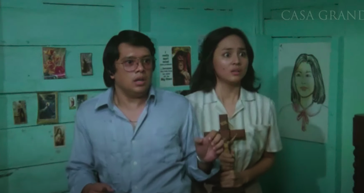 Mike de Leon's iconic psychological horror film is OTW to your screen