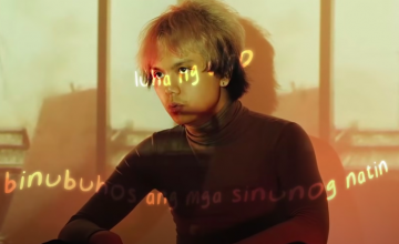 Zild's 'Luha ng Lupa' is an eerie call to declare a climate emergency