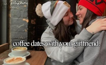 Sorry homophobes, JustGirlyThings is actually queer