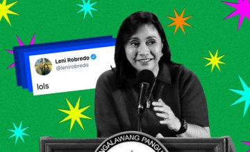 WDYM 'didn't do anything?' VP Leni has receipts