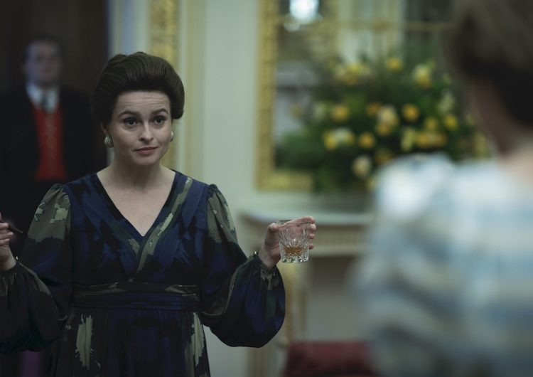 Watch Princess Margaret drag a dictator for 31 seconds