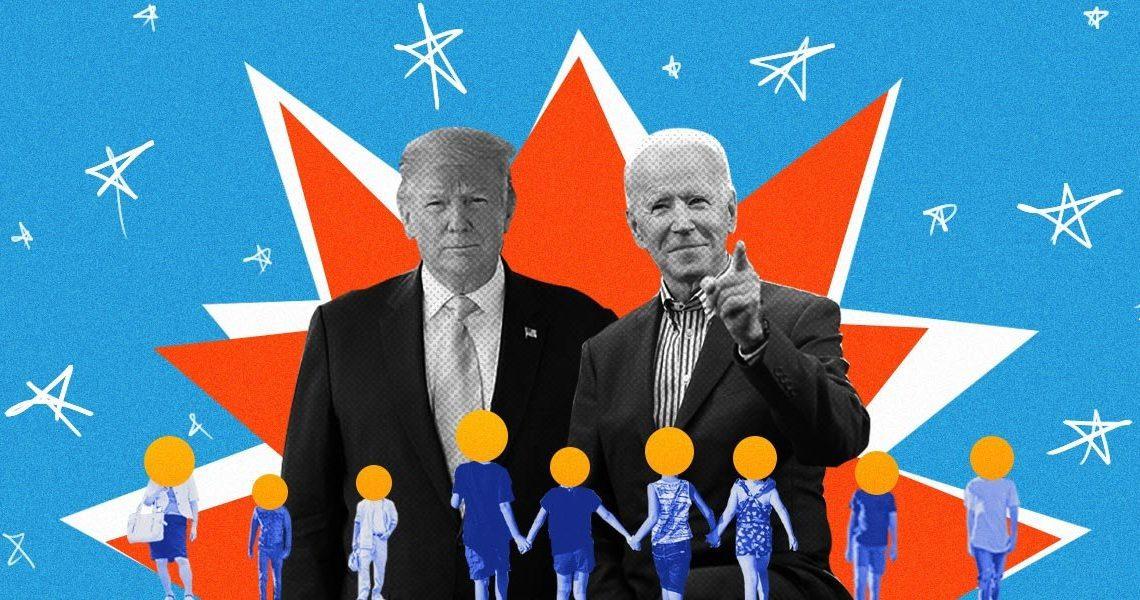 Biden vs. Trump: What's in it for you?