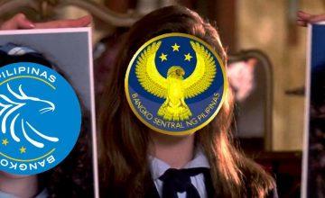 The Bangko Sentral ng Pilipinas' logo rebranding was… a choice