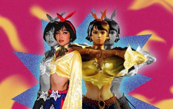 Nadine Lustre's Josie Rizal cosplay is now Tekken director-approved