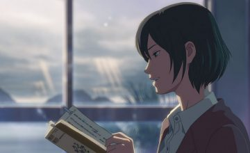 Makoto Shinkai is working mad hard for his new project