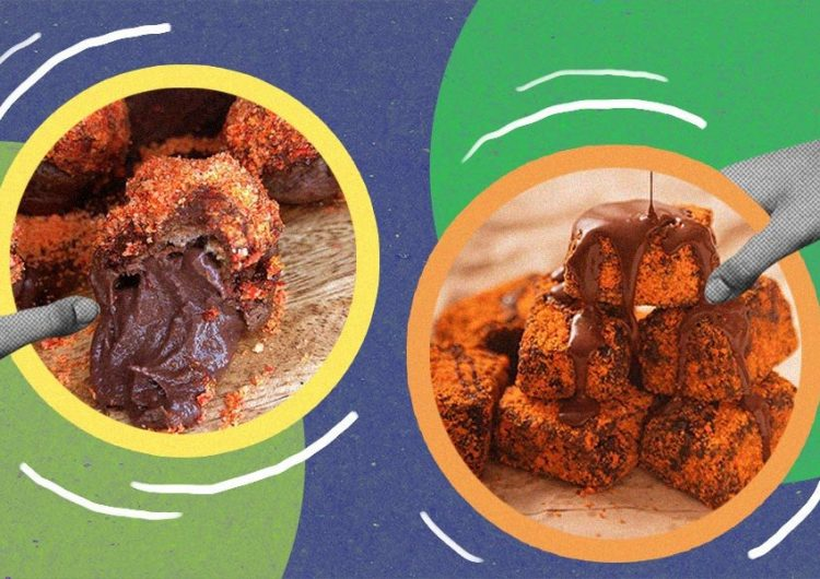 How superior is choco butternut? These snacks should tell you