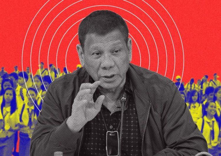 """Btw, it's """"Iskolar ng Bayan,"""" not """"Iskolar ng Presidente"""""""