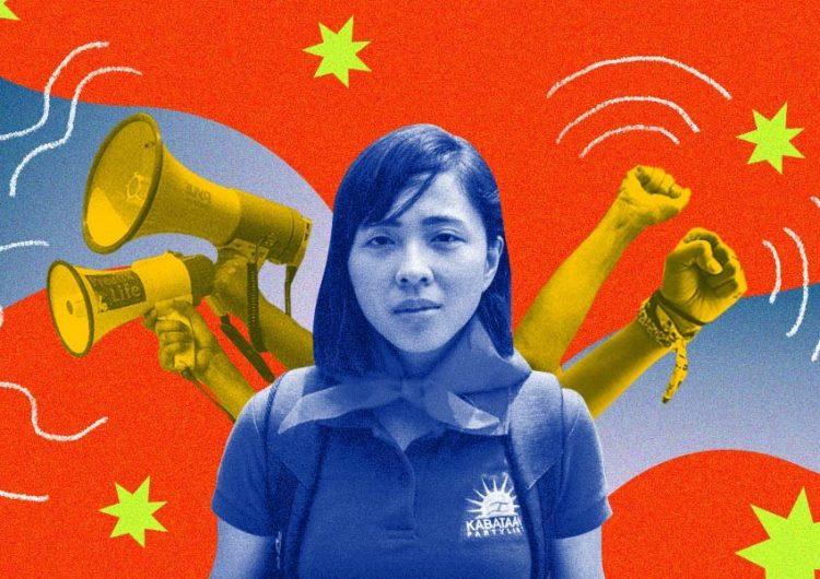 Students aren't terrorists, Sarah Elago reminds us