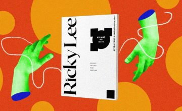 Ricky Lee book club, rise: The master's new work is here