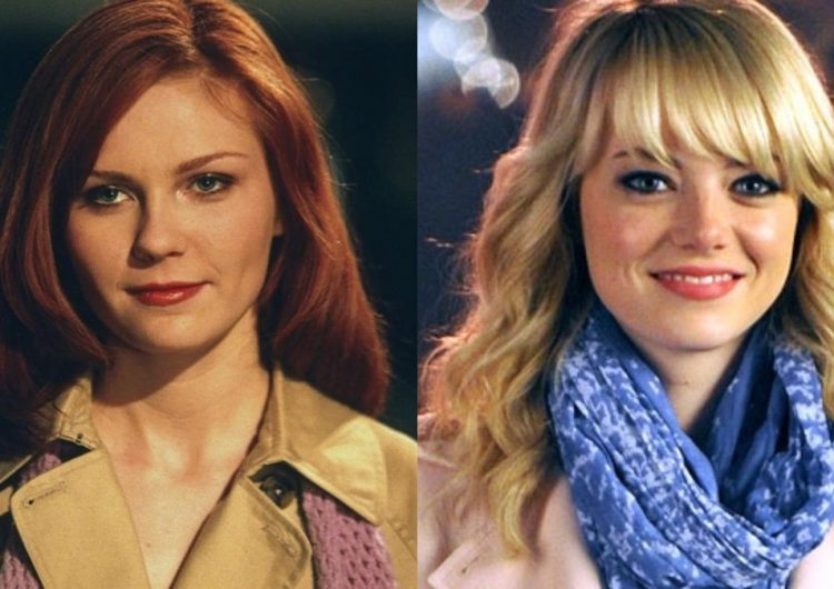 Yep, Kirsten Dunst and Emma Stone are back in the Spider-verse