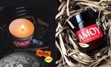 Get a fresh whiff of Amoy Ano's hyper specific scents