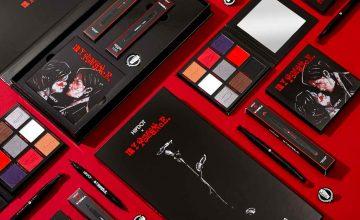 My Beauty Guru Romance: MCR's new merch is makeup