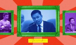 Manny Pacquiao: Boxer, senator, and now, president (of PDP-Laban)