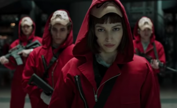 Today on remakes: A Korean 'Money Heist'