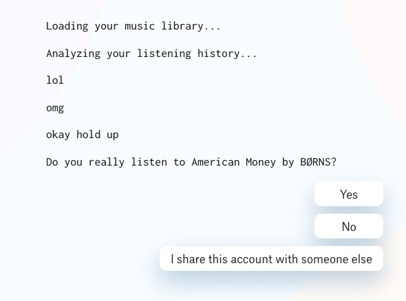This Spotify bot will finally judge your awful taste in music - 002