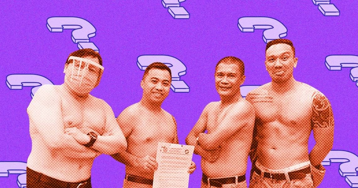 This anti-topless ordinance was passed by (get this) topless lawmakers