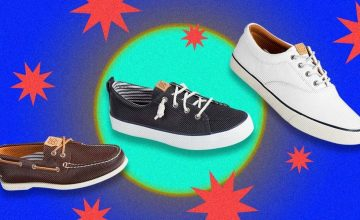 We rep' the boat shoes gang now (and so should you)