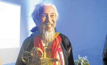 No one is safe: Even Kidlat Tahimik tested poz for COVID-19