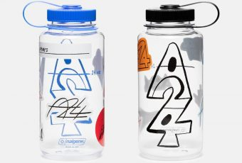 Designer Nalgene too steep? Why not D.I.Y. yours