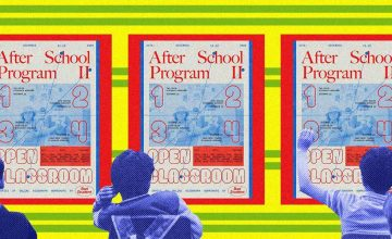 Riso kids, enter Bad Student's (virtual) classroom again
