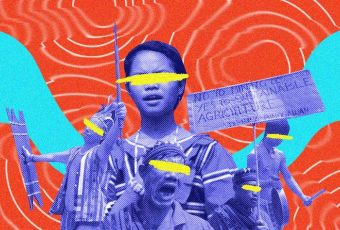 """Duterte threatens Lumads with """"extinction"""" if they """"continue siding with The Left"""""""