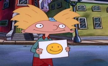 'Hey Arnold' taught me you don't win at life all the time