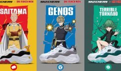 'One Punch Man' stans, would these shoes make a great…