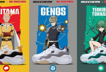 'One Punch Man' stans, would these shoes make a great hero outfit?