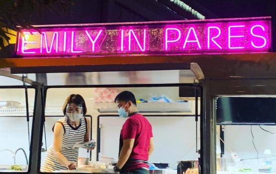 Someone finally made 'Emily in Pares' a thing and it's très bien, indeed