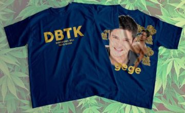 BTW, someone's selling a DBTK (Dingdong Bili Tayo Kush) shirt on Shopee