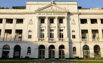 Yep, DLSU has ditched entrance exams, too