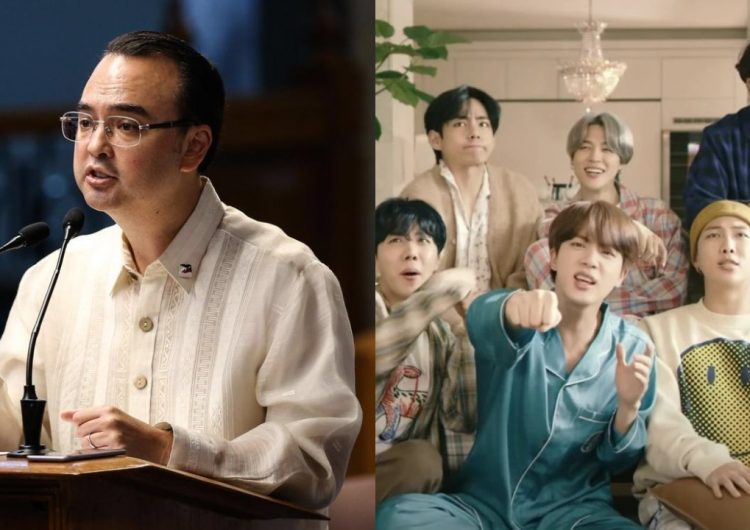 'BTS sa Kongreso' isn't the comeback you want, Cayetano