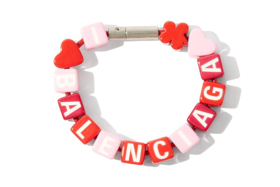 The friendship bracelets you made in Y2K are Balenciaga-approved - 001