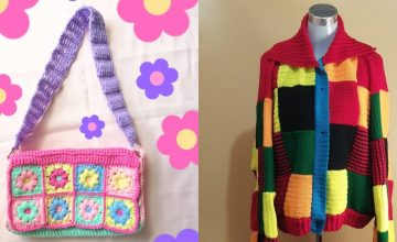 WDYM grandma hobby? These 4 IG artists will make crochetcore happen (again)