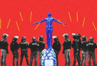Recap: When the police and military were seen in UP campuses