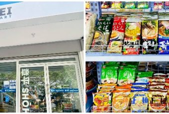 Pampanga's first konbini is what Japanese snacking dreams are made of