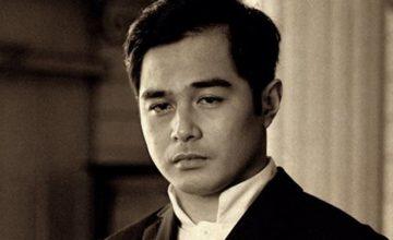 BTW, Jerrold Tarog just finished the script for 'Quezon'
