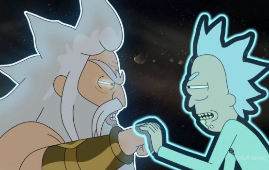 A 'Rick and Morty'-styled Greek gods show? Yes, please